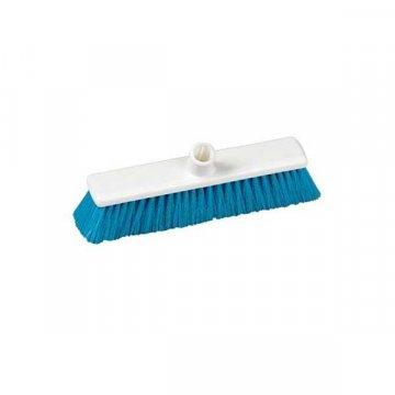 Cepillo Escoba Color Azul. Medidas 27.5x5CM.