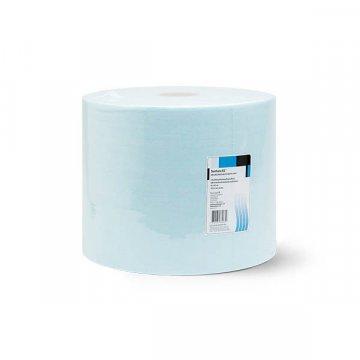Bobina TNT Sontara EC Grip. 500 Servicios. Color Azul.
