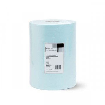Bobina TNT Sontara EC Light. 500 Servicios. Color Azul.
