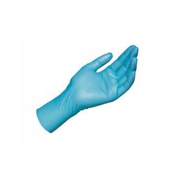 Pack 100 Guantes Nitrilo Azul. Talla L.