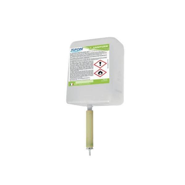 Pack 6 Cargas Gel Hidroalcoholico TIFON 800ml.