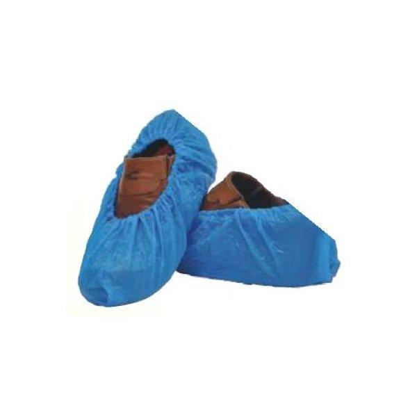 Cubrezapatos desechables de polietileno